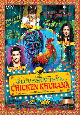 Luv Shuv Tey Chicken Khurana First Look Poster
