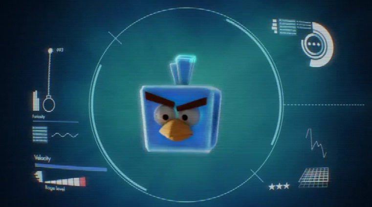 angry birds space ice bird - photo #20