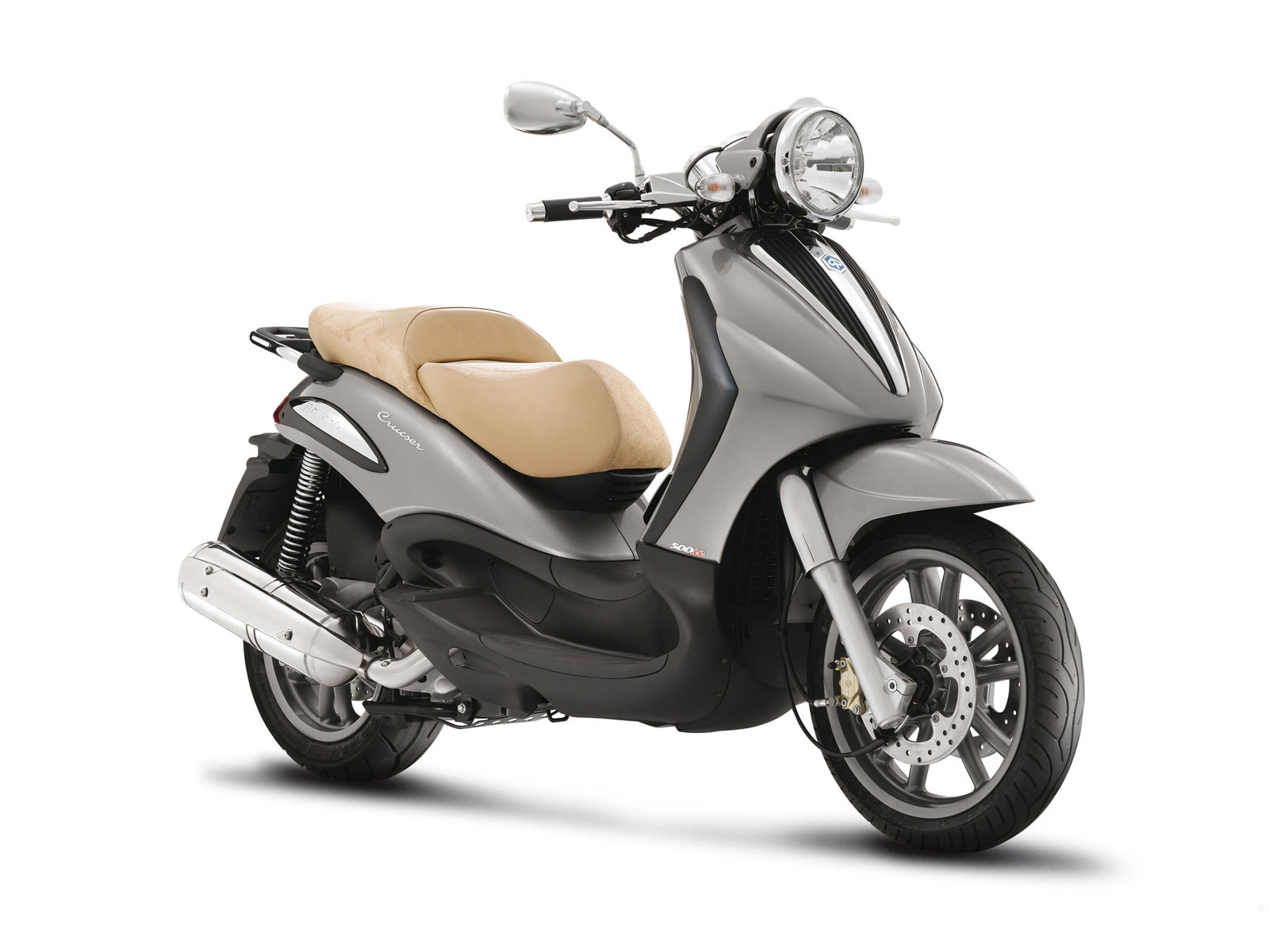 2008 Beverly Cruiser 500 Scooter Pictures Specifications