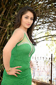 Ankita Sharma Hot photo shoto in Green-thumbnail-6
