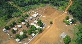 Belo Sun Mining, Rio Xingu camp.