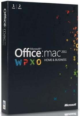 Microsoft Office (MAC) 2011