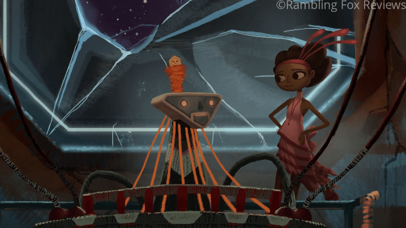Broken age act 2 vella and weaver