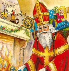 Défilés de Saint-Nicolas et marchés de Noël 2015 en Lorraine