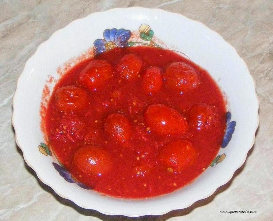 retete culinare de conserve si muraturi pentru iarna din rosii intregi la borcan retete si preparate culinare,