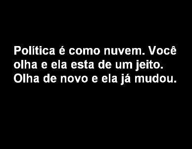 Frase sobre política