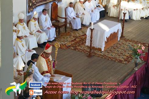 Posse de D. Nelson - CelebraÇão da Santa Missa