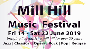 The 2019 Mill Hill Music Festival