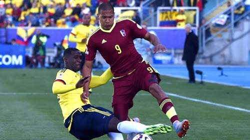 Copa America 2015: Highlights Colombia ft Venezuela
