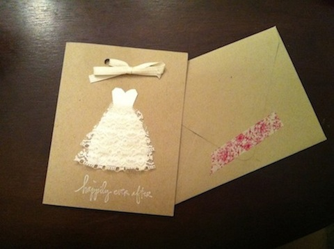 DIY Bridal Shower Invitations...