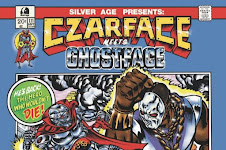 CZARFACE MEETS GHOSTFACE (LP) [2019]