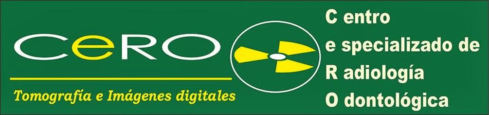 CENTRO ESPECIALIZADO DE RADIOLOGÍA ODONTOLÓGICA CERO EIRL
