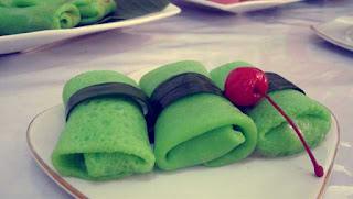 resep dadar gulung isi kacang hijau