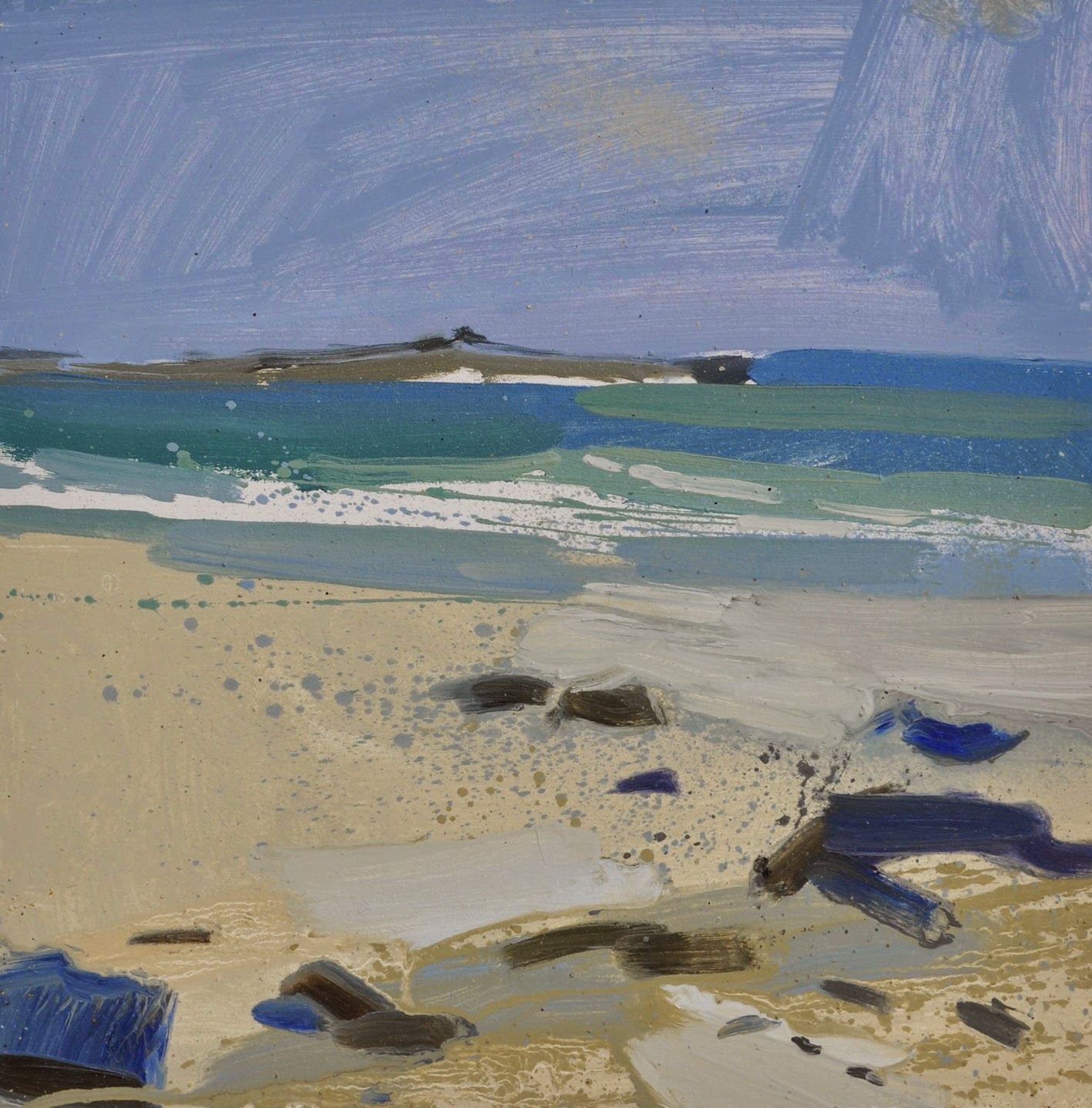 Headland St Ives, Lucie Bray