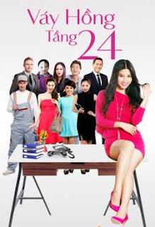 Phim Váy hồng tầng 24-VTV3