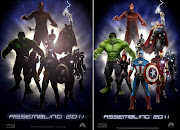 the avengers wallpaper (avengers fan made posters)