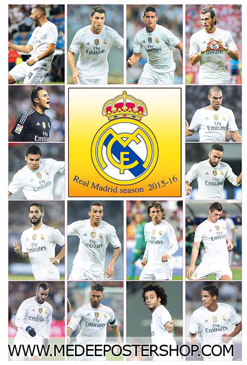 Real Madrid 2016-02