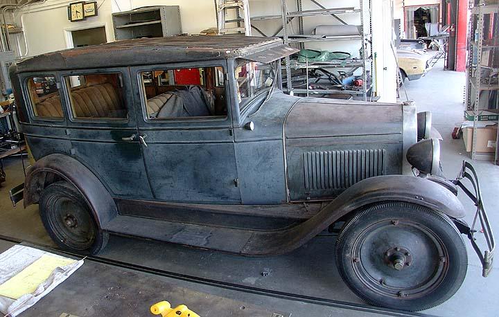 my 1928 chevrolet 1928 chev sedan step by step pictorial of a rh my28chev blogspot com