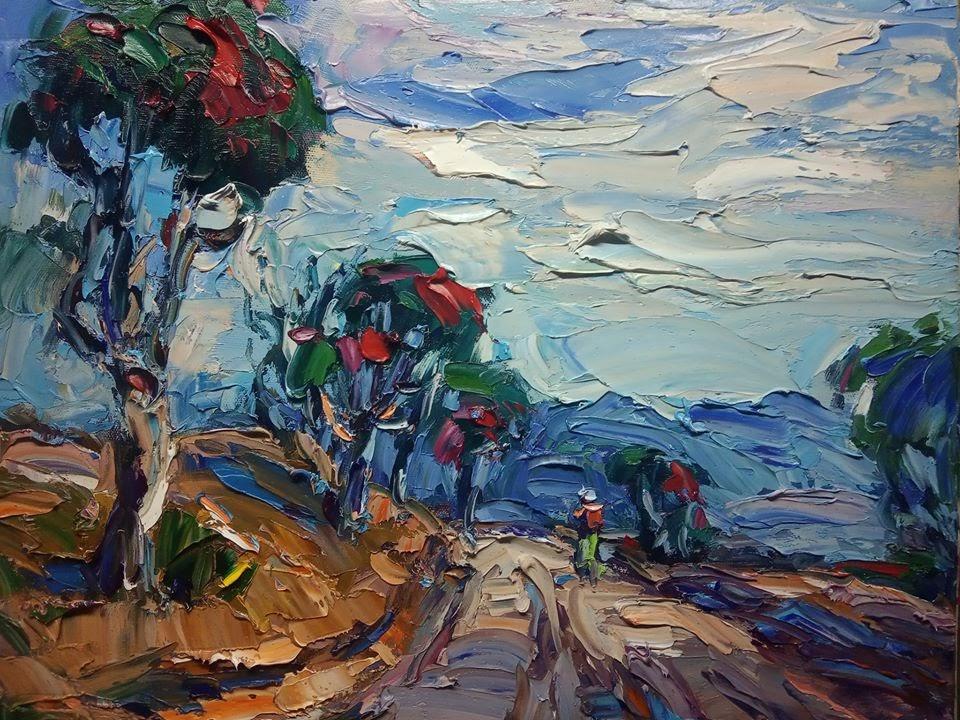 Myoe Kyaw Landscape