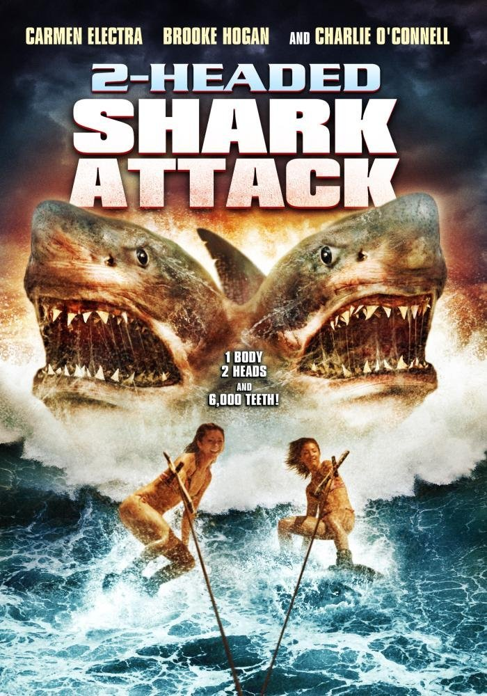 shark trash movies