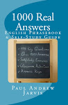 1000 Real Answers - English Phrasebook & Self-Study Guide