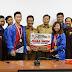 Bangga,atlet bulutangkis gresik raih juara umum dalam kejuaraan tingkat provinsi