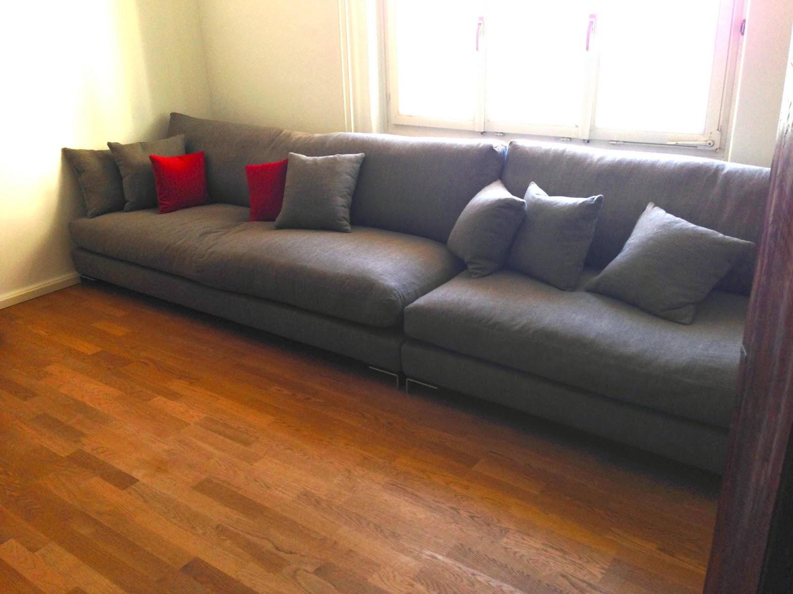 Divani blog tino mariani divano isola su misura - Dimensioni divano con isola ...