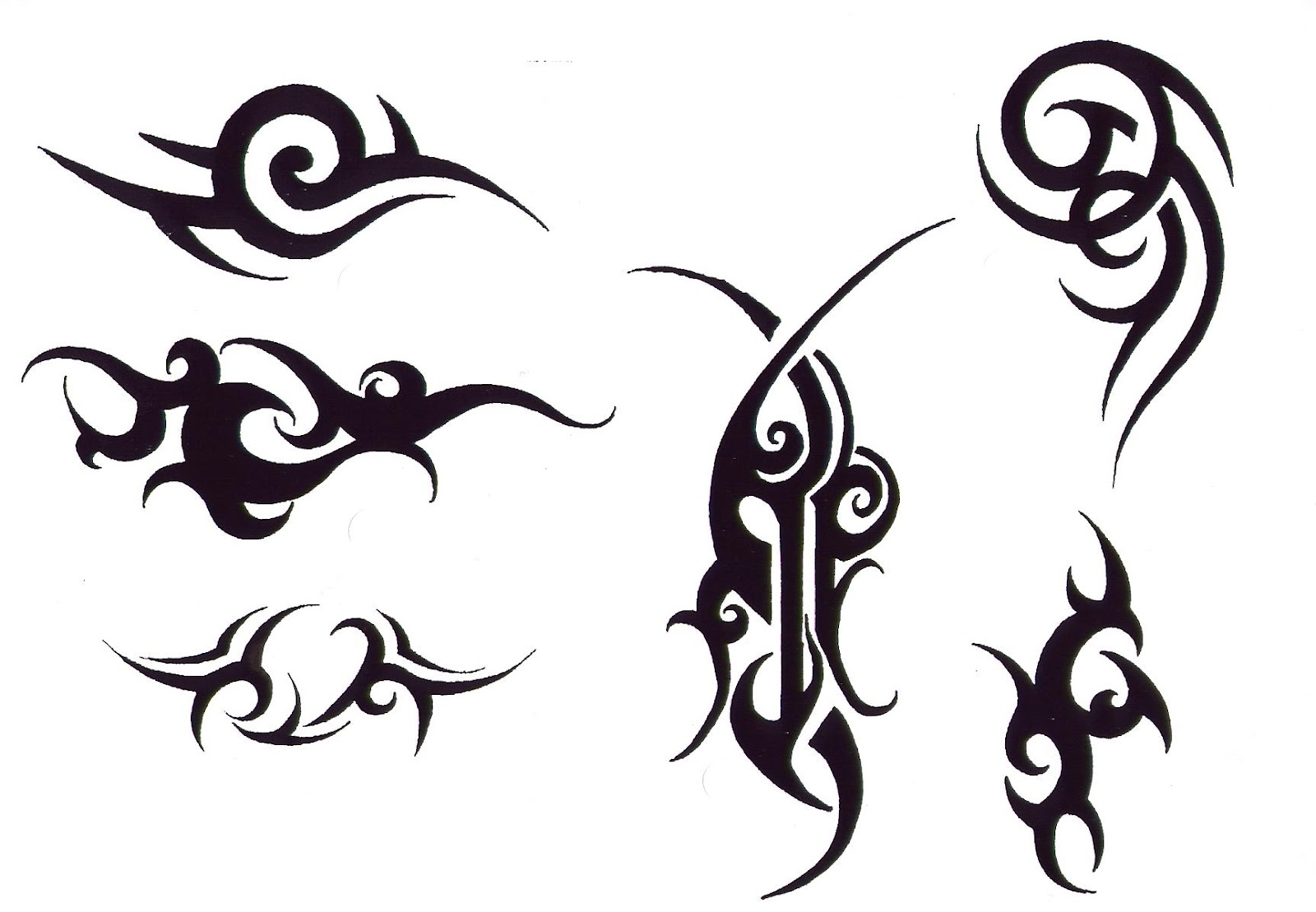 Tribal tattoo designs good idea