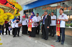 Lawatan PPD Kuala Selangor dan PPD Timur Laut