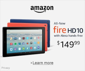 All-New Fire HD10 Tablet