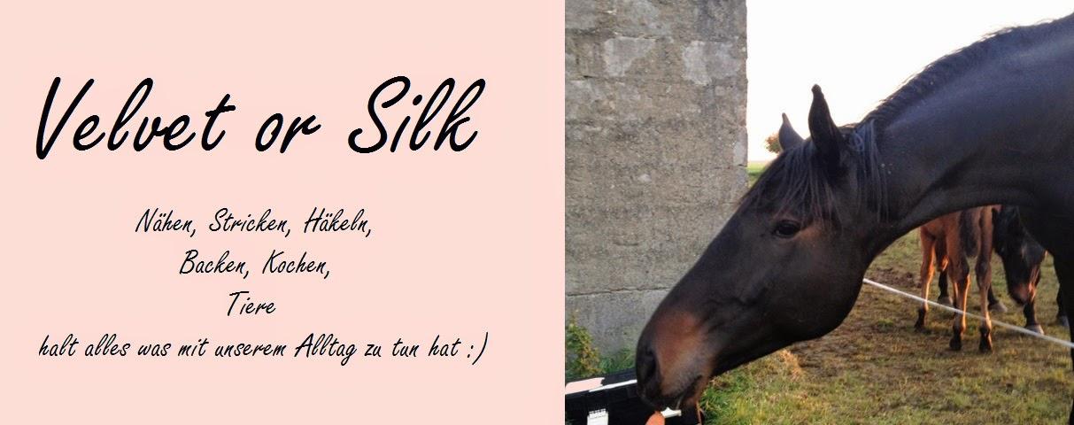 Velvet or Silk