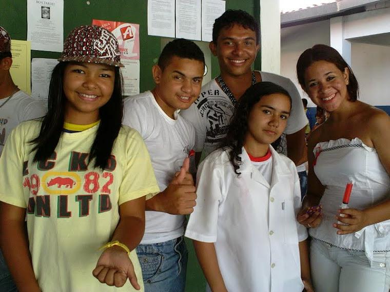 Projeto Amor à Vida 2011 - Combate à AIDS