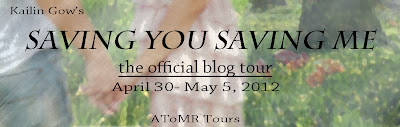 {Review+Texts} Saving You, Saving Me by Kailin Gow