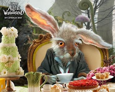 #7 Alice in Wonderland Wallpaper