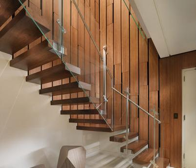 Fotos de escaleras fotos de escaleras de madera interiores - Escaleras interiores de madera ...