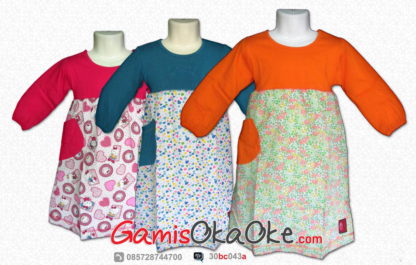 ... Anak Perempuan Harga Murah dan Bagus | Grosir Baju Muslim Gamis Anak