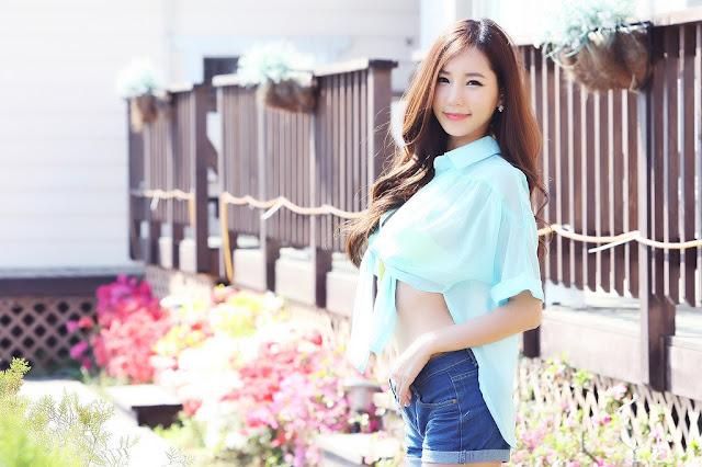 1 Lee Ji Min  - very cute asian girl - girlcute4u.blogspot.com