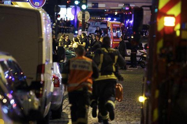 EAGLES OF DEATH METAL: Πάνω απο 118 οι νεκροί της τρομοκρατικής επίθεσης στη συναυλία στο Παρίσι