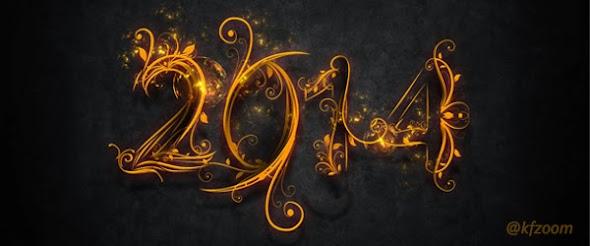 tahun 2013 dan selamat datang dan selamat tahun baru 2014 semoga