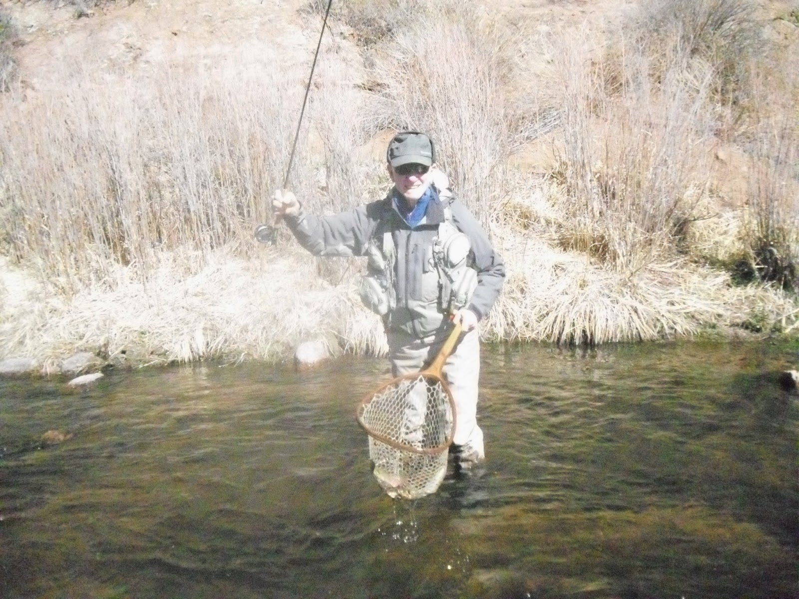 Anthony surage faith and fly fishing musings of spirit for South platte river fishing