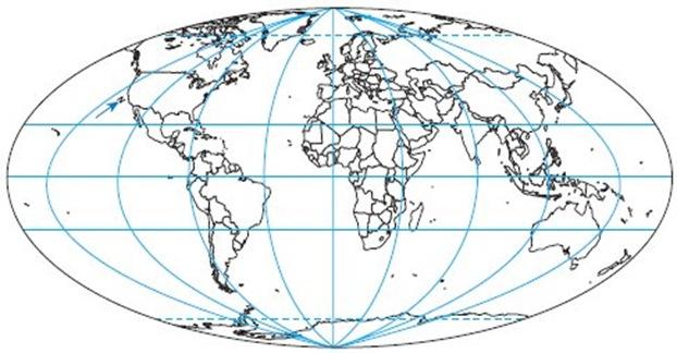 Mapa Planisferio Politico Papel Laminado A Color Mla O 124481972 2661