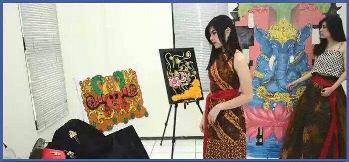 Image result for Mahasiswa Ubaya Ciptakan Karya Uri – Uri Kebudayaan Majapahit