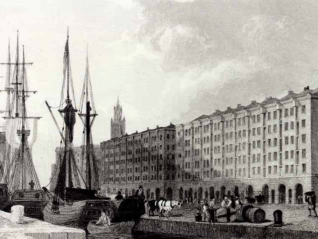 an introduction to the issue of slavery in liverpool in england This engraving (a type of print) of the slave ship the brookes, from liverpool,  shows the slaves packed into the hold of the ship it shows 295 enslaved africans ,.