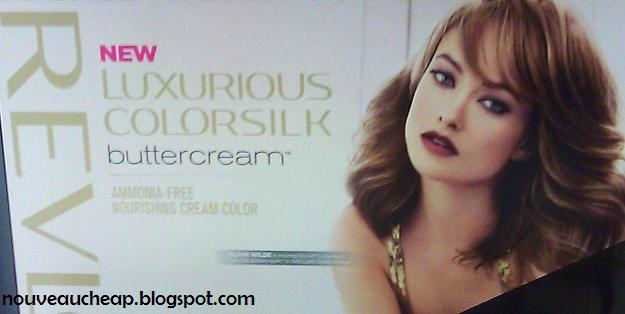 Spotted New Revlon Luxurious Revlon Luxurious Colorsilk Buttercream Light Golden Brown