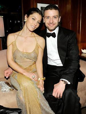 Jessica Biel with Boyfriend