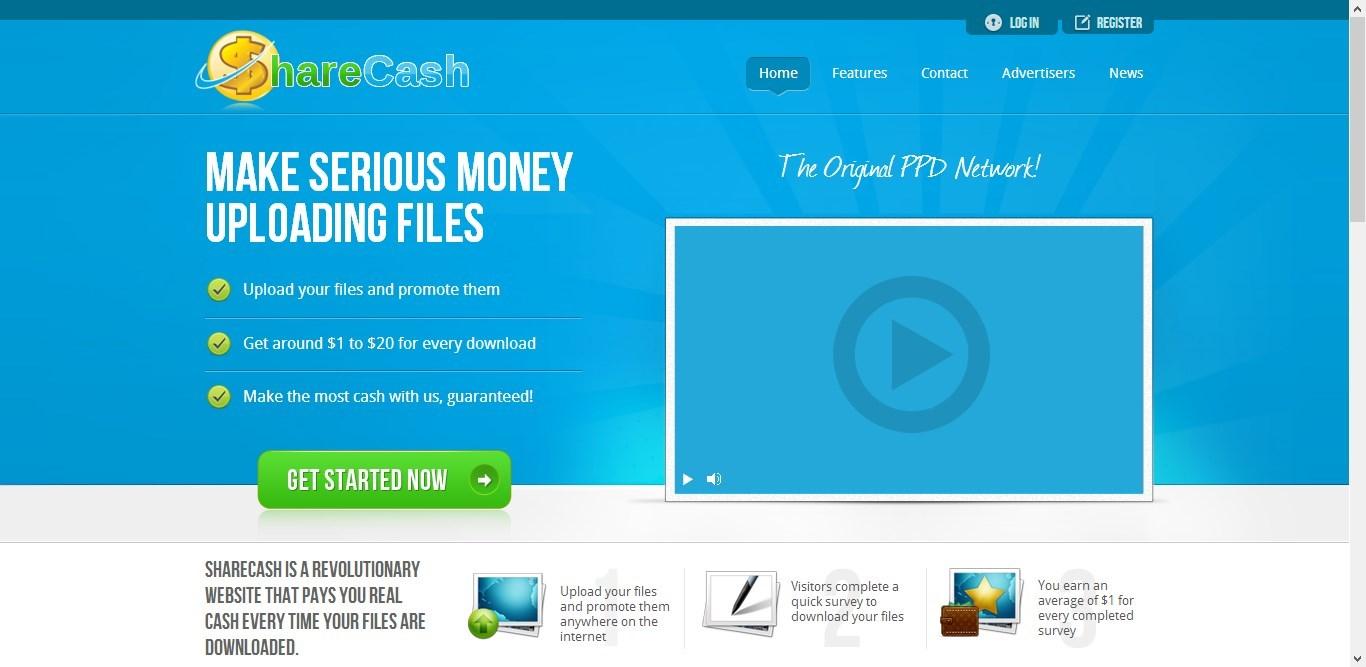Cara Mendapatkan Uang dari Internet Google ShareCash