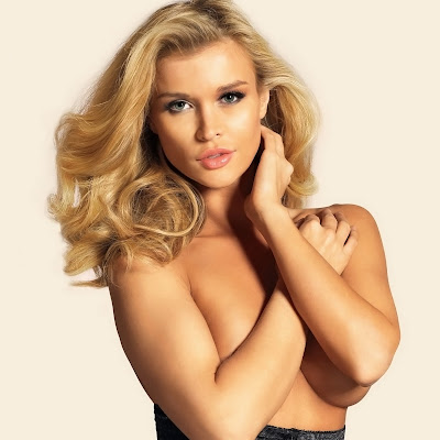 Joanna Krupa Sexy Frederick Of Hollywood Lingerie Busty Photoshoot