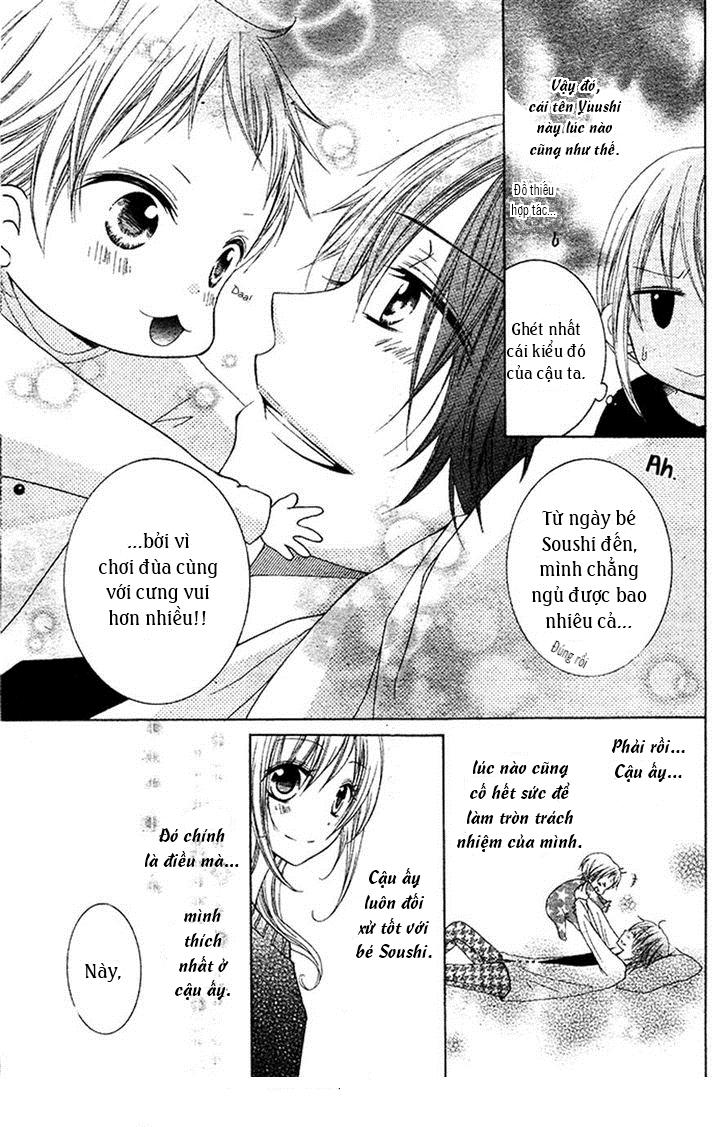 Papa to Mama Hajimemashita chap 2 - Trang 10