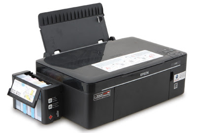 Review Epson L200 Computer Info