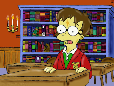 Labels: harry potter , the simpson
